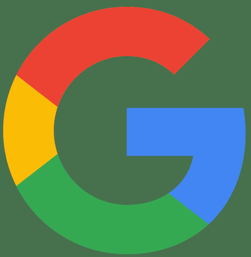 Google Logo - Gästebuch
