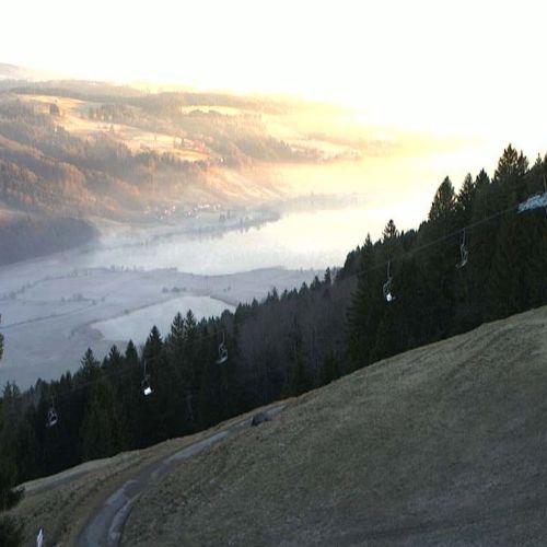 Livecam Alpsee Bergwelt - Wetter