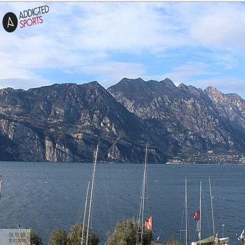Webcam Landeplatz Gardasee - Wetter