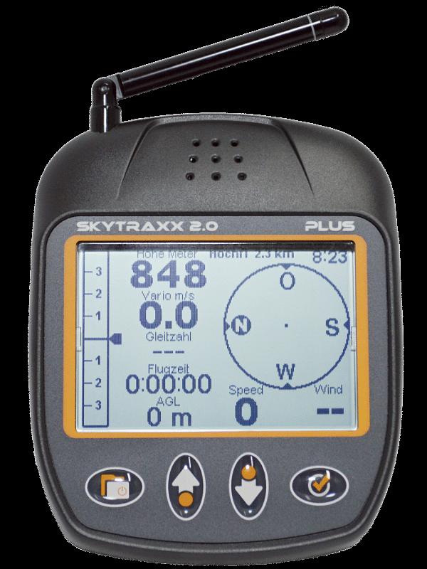 Skytraxx 2 fanet 640 800x800 600x800 - Skytraxx 2.0 Plus FANET/FLARM