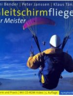 """dhv gleitschirmfliegen fuer meister 149x196 - Buch """"Gleitschirmfliegen für Meister"""""""