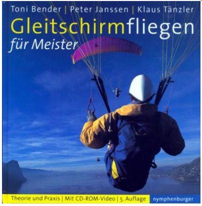 """dhv gleitschirmfliegen fuer meister - Buch """"Gleitschirmfliegen für Meister"""""""