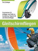 """gleitschirmfliegen tonischlager 149x196 - Buch """"Gleitschirmfliegen"""""""