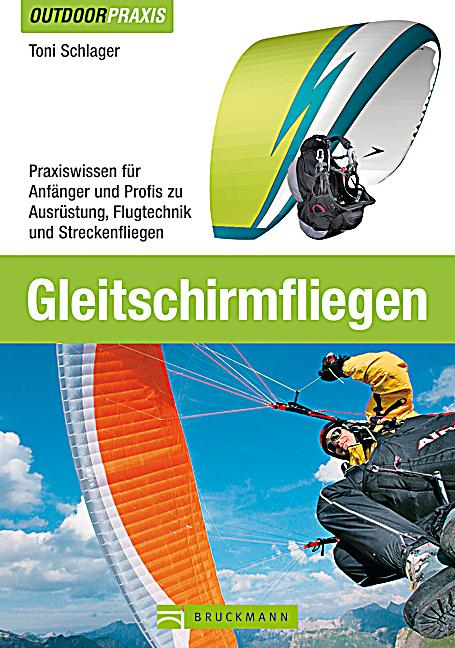"""gleitschirmfliegen tonischlager - Buch """"Gleitschirmfliegen"""""""