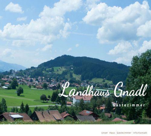 landhausgnadl - Unterkünfte