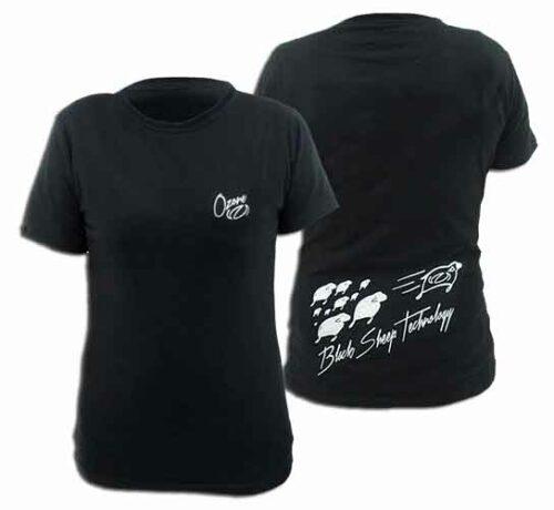 BlackSheep2Woman1 500x460 - Ozone T-Shirt Girl Black Sheep2 L