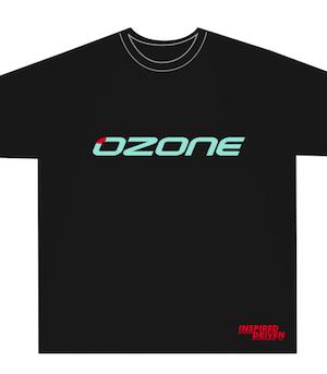 Ozone Shirt Classic black GIRL 300x343 - Ozone T-Shirt Girl Classic L