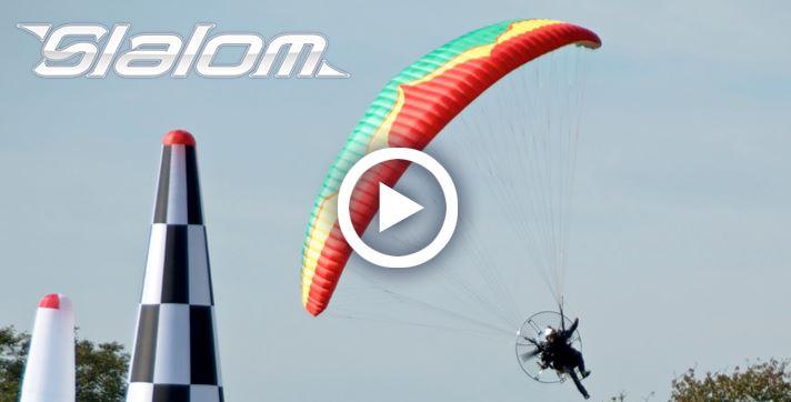 Ozone Slalom header - Ozone Slalom (Paramotor)