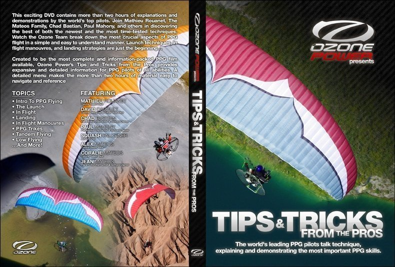 Ozone PPG DVD cover PREVIEW - Ozone Power - Tipps und Tricks