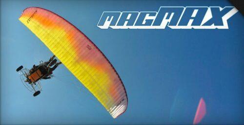 magmax ozone header 500x257 - Ozone MagMax (Paramotor)