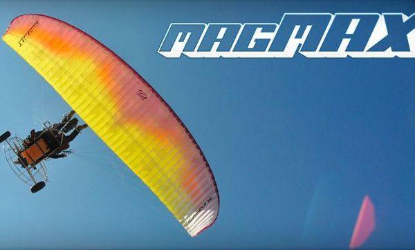 magmax ozone header 600x362 - Ozone MagMax (Paramotor)