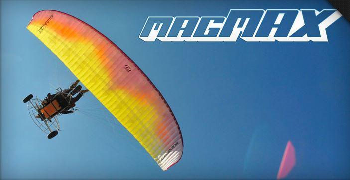 magmax ozone header - Ozone MagMax (Paramotor)