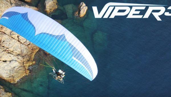 ozone viper3 header 600x342 - Ozone Viper3 (Paramotor)