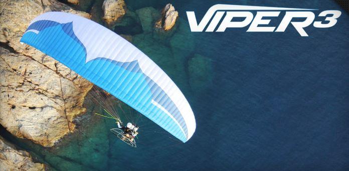 ozone viper3 header - Ozone Viper3 (Paramotor)