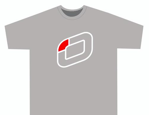 ShortSleeve greey - Ozone Technical Short Sleeve