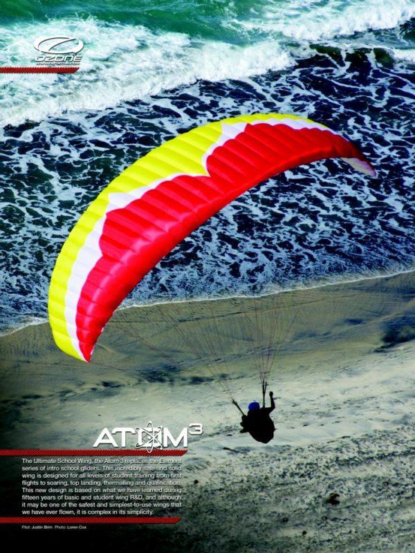 ushpa 2015 05 atom3 ad 600x800 - Ozone Atom3