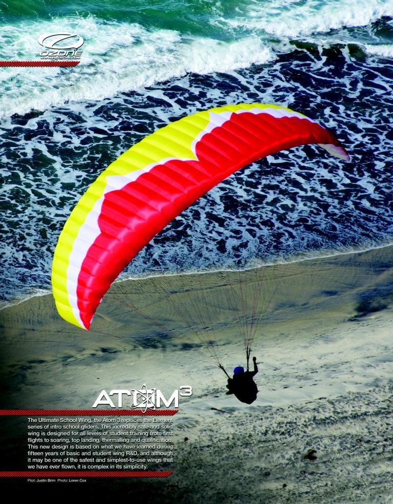 ushpa 2015 05 atom3 ad - Ozone Atom3