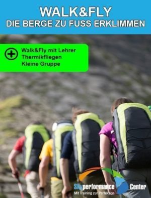 Walk and Fly skyperformance 300x395 - Gleitschirm Walk&Fly1 / 22.07.2018