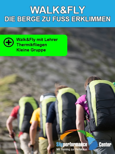 Walk and Fly skyperformance - Hike&Fly Tour3 05.10.2019