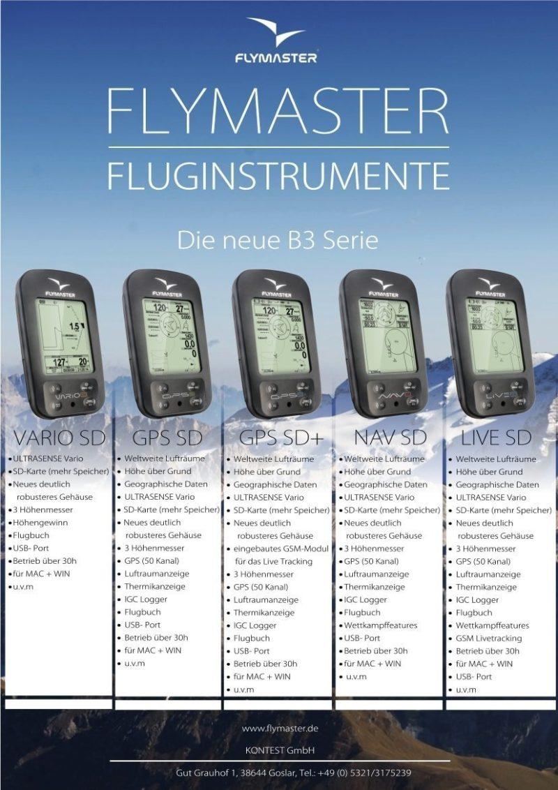 B3 Flyer klein 800x1132 - FLYMASTER GPS SD +