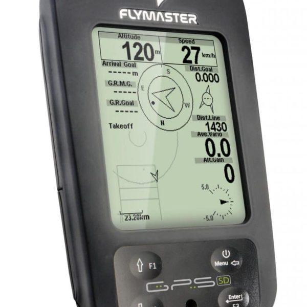 GPS SD 600x600 - FLYMASTER GPS SD GEBRAUCHT