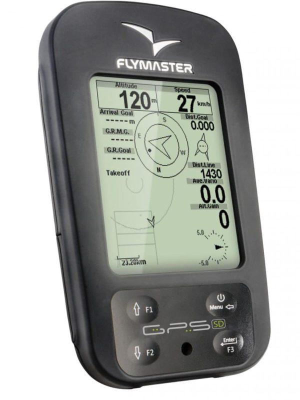 GPS SD 600x800 - FLYMASTER GPS SD GEBRAUCHT