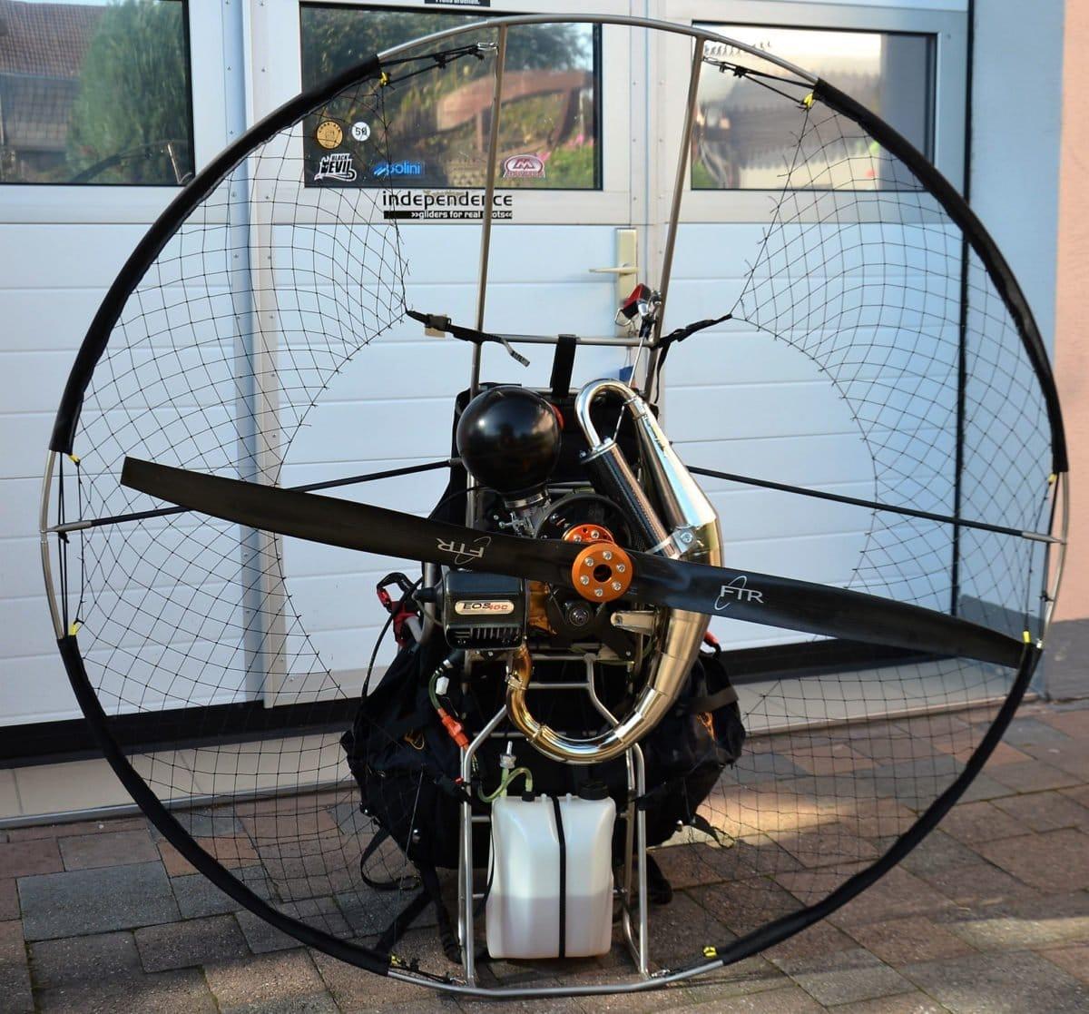 MoskitoPLUS - FTR Moskito Light - Aufstiegshilfe für Thermikflieger