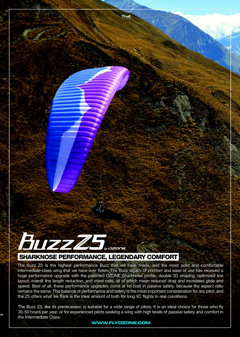 skywings 2016 august buzz z5 full page ad - Ozone BuzzZ5