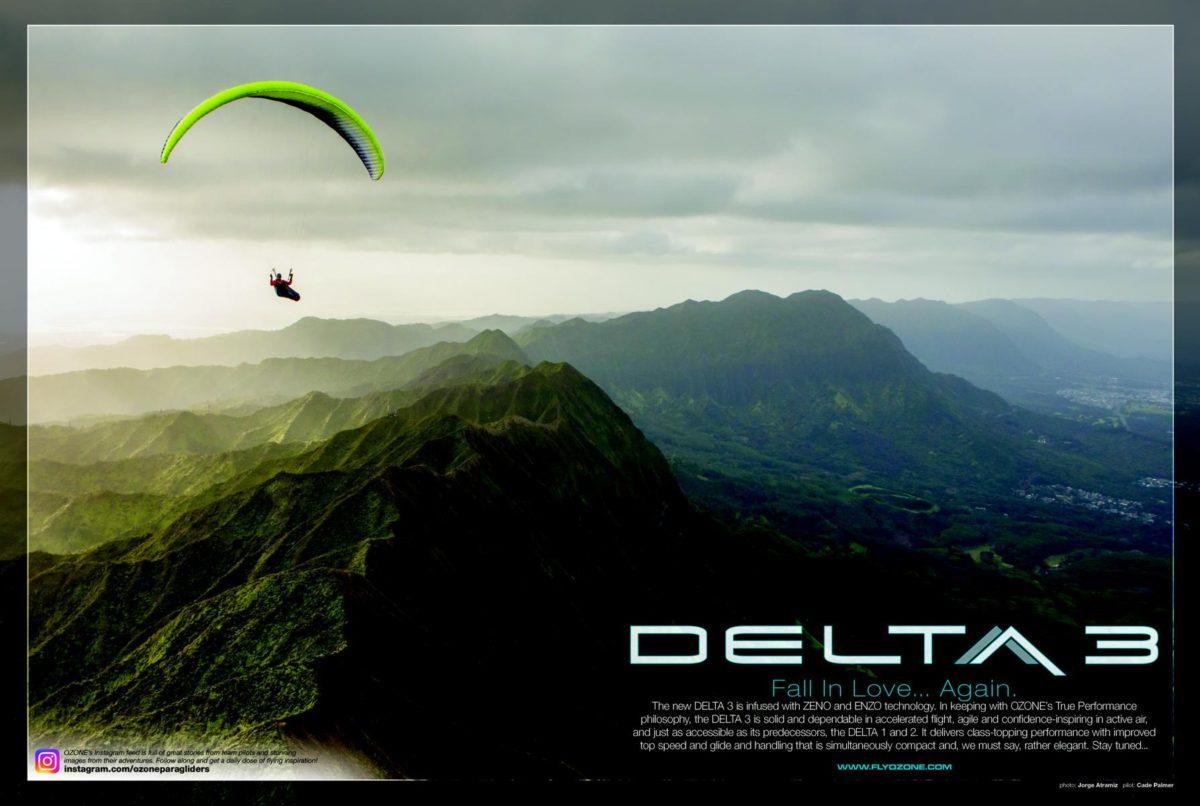 Delta3 Ozone EN LTF C - Ozone Delta3