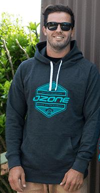 Ozone Hoody grey - Ozone Hoody