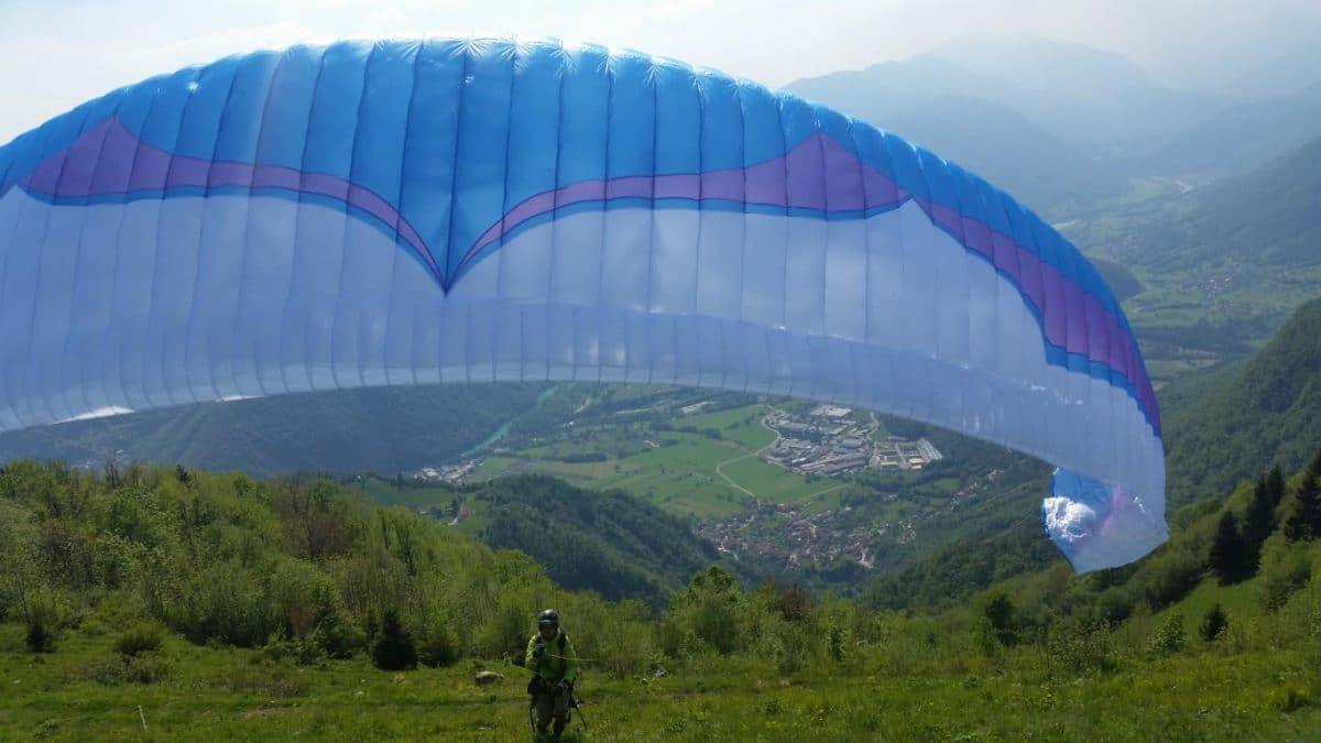 Ozone LM6 - Testbericht von Chris Geist - Paragliding