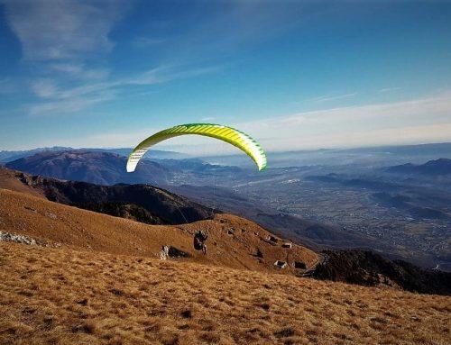 Alpinschulung Bassano – Perfekte Flugbedingungen, kleine Gruppe