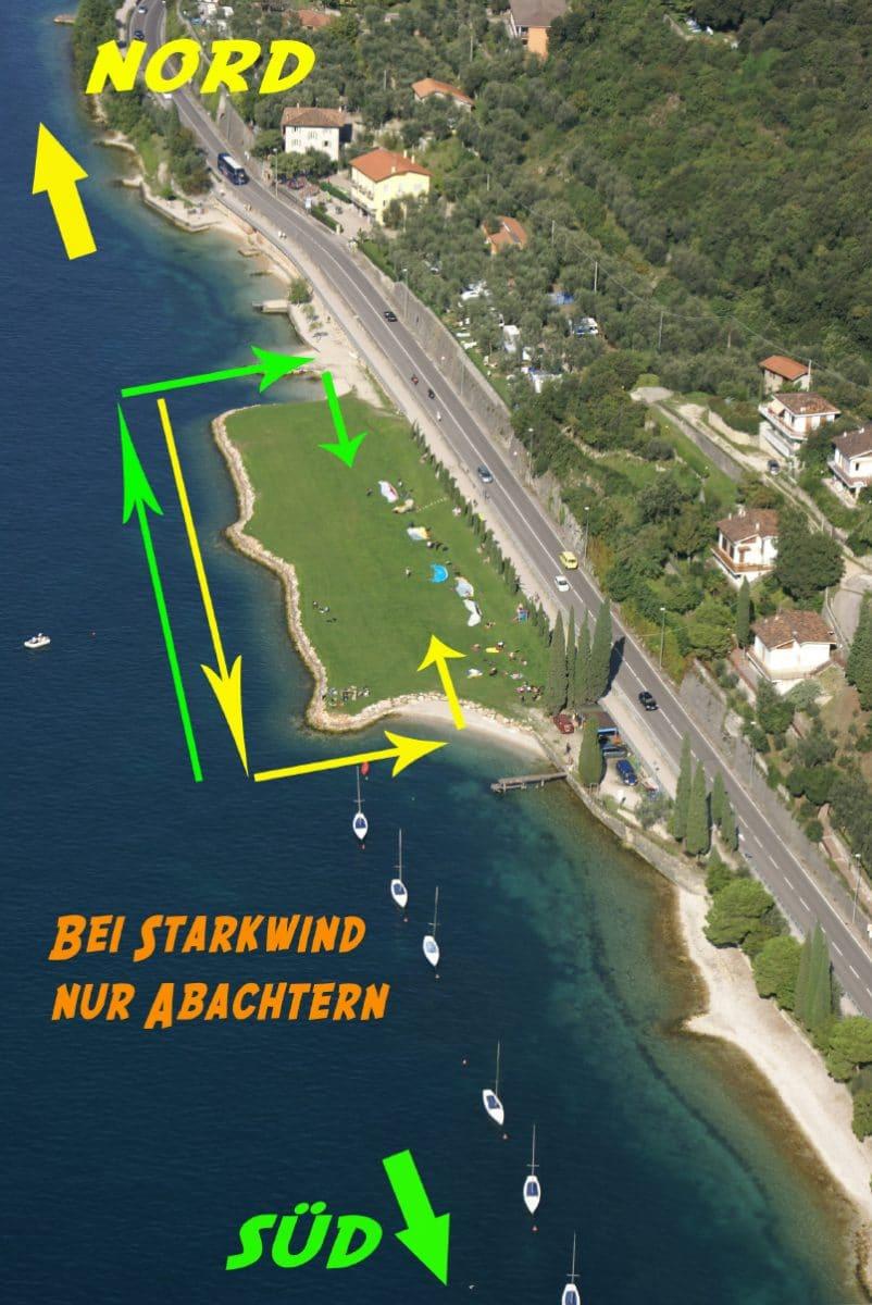 Landeeinteilung Gardasee - FAQ