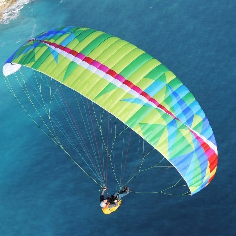 BGD Epic - Ozone BuzzZ Power (Paramotor)