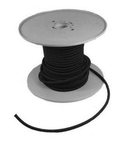 Gummileine schwarz 400x520 - Rückholgummi für Beschleuniger Set (2 Stück)