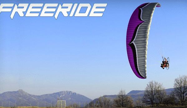 Ozone Freeride 600x347 - Ozone Freeride (Paramotor)