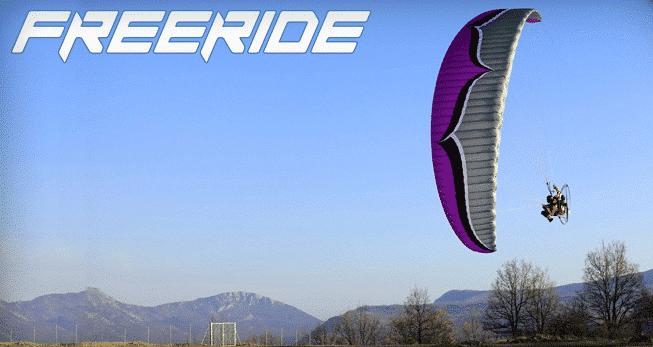Ozone Freeride - Ozone Freeride (Paramotor)