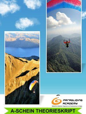 Theorieskript Front 300x395 - A-Schein Skript Paragliding Academy PDF DOWNLOAD
