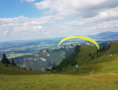 Alpentour 5 – die Jagd nach dem Steigtonmanöver