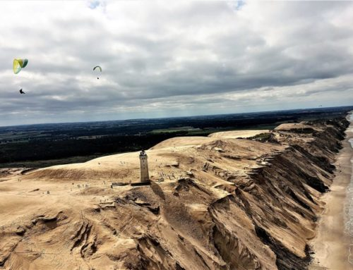 Gleitschirmreise Dänemark Explorer Tour – Einmal Leuchtturm und zurück