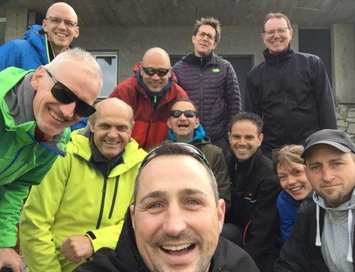 Alpentour 6 – Sonne satt, ruhige Luft und tolle Flüge