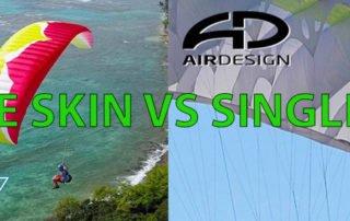 DoubleSkinVSSingleSkin Gleitschirm 320x202 - Double Skin vs Single Skin Gleitschirm
