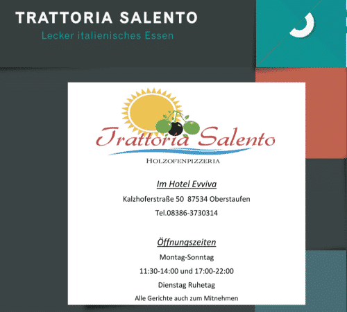 Salento Pizza - Partner