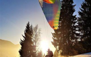 adam winter pargliding 320x202 - Wichtige Prüfungen an Deiner Gleitschirm Ausrüstung im Winter