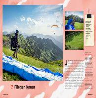 Bergwelten Gleitschirmfliegen thumbnail - Publikationen