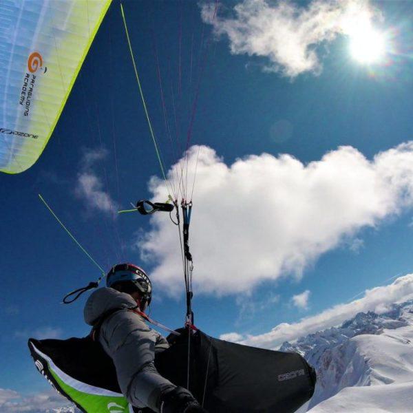 Gleitschirm Alpina3 Ozone Nebelhorn März2018 14 600x600 - Ozone Alpina3 MS Sonderfarbe