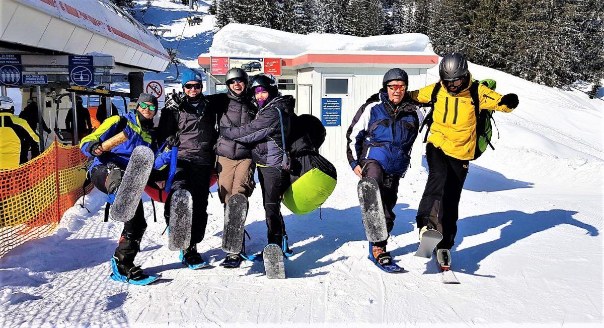SkiFly2 2018 - Ski&Fly 2 - A bissl was geht immer!