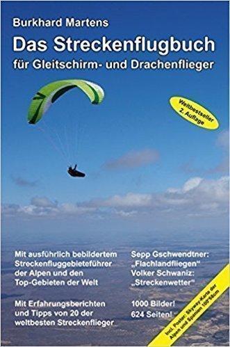 Streckenflugbuch Burkhard Martens - Das Streckenflugbuch