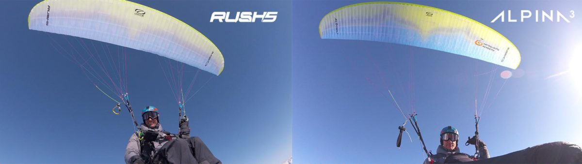 RUSH5 VS ALPINA3 - NOT FAR AWAY