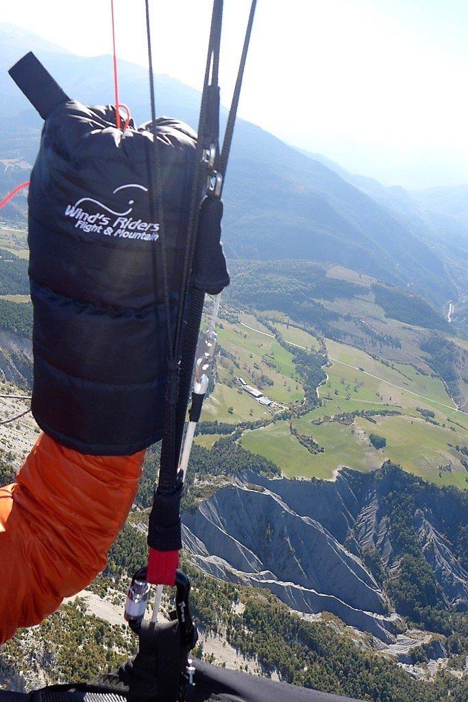 winds rider stulpen - Paragliding Muffles Winds Rider